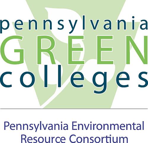 Pennsylvania Green Colleges Logo