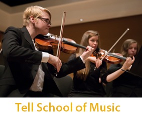 Tell School of Music